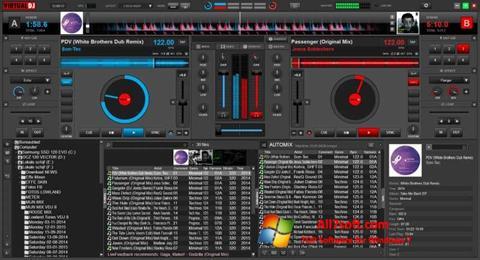 截图 Virtual DJ Windows 7