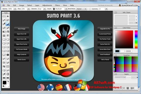 截图 SUMo Windows 7
