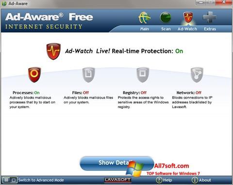 ad aware windows 7