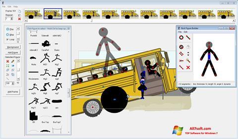 截图 Pivot Animator Windows 7