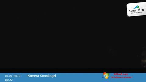 截图 Live WebCam Windows 7