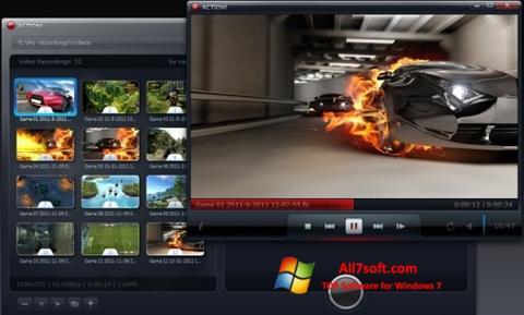 截图 Action! Windows 7