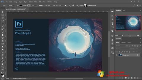 截图 Adobe Photoshop Windows 7
