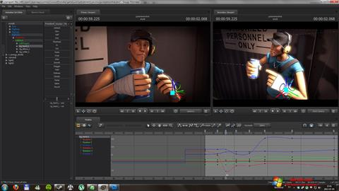 截图 Source Filmmaker Windows 7