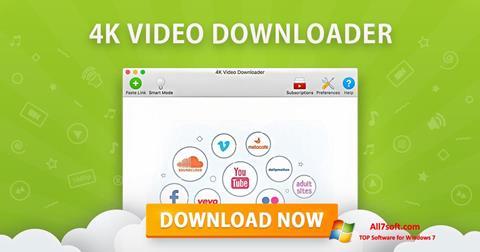 截图 4K Video Downloader Windows 7
