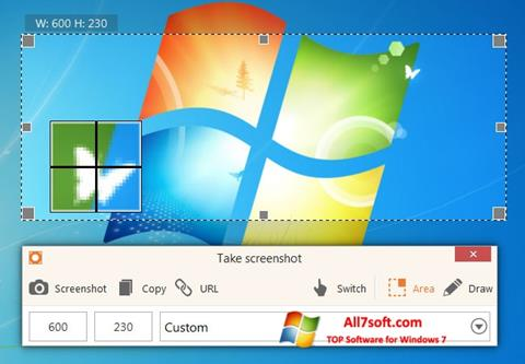 截图 ScreenShot Windows 7